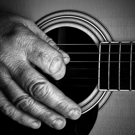 Music, guitar, playing music, enjoy, tune, songs