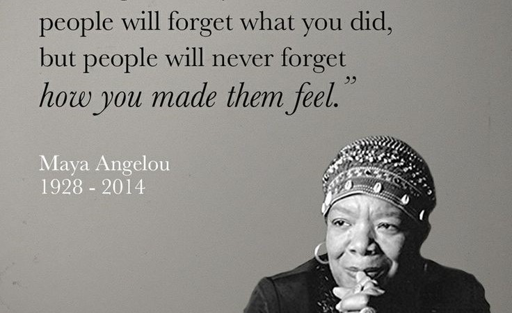 Quote Maya Angelou